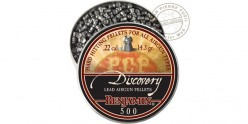 Crosman Benjamin Discovery Hollow Point pellets - .22 - x500