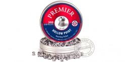 Plombs Crosman Benjamin Discovery Hollow point - Calibre 5,5 mm - x500