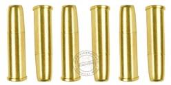 CHIAPPA - Lot de 6 douilles pour revolver RHINO