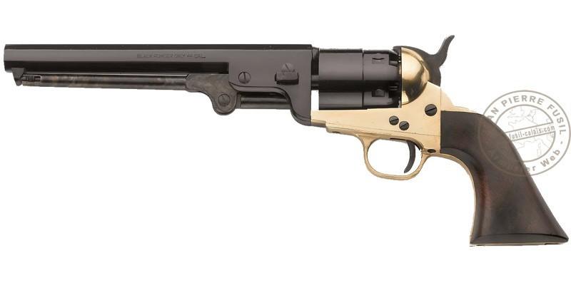 Revolver PIETTA 1851 Navy Millenium US Martial - Cal. 44 - Barrel 7.5''