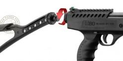 B.O. Langley Pro Sniper modular air pistol - .177 bore (13.7 Joule)