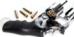 ASG - Lot de 6 douilles pour revolver Dan Wesson 715 à plombs